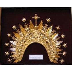 Diadema Virgen de Regla