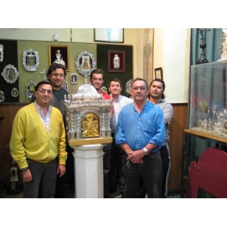 El taller artesano de Marmolejo fue fundado por nuestro padre