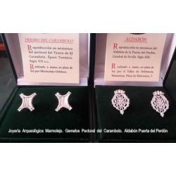 Gemelos Pectoral Carambolo- Aldabón de la Puerta del Perdón