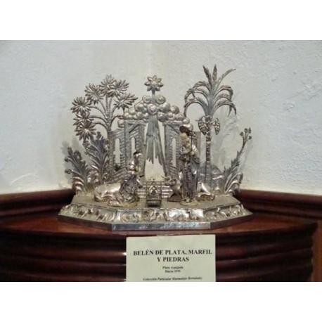 Belén figuras corporeas - Colección particular Marmolejo