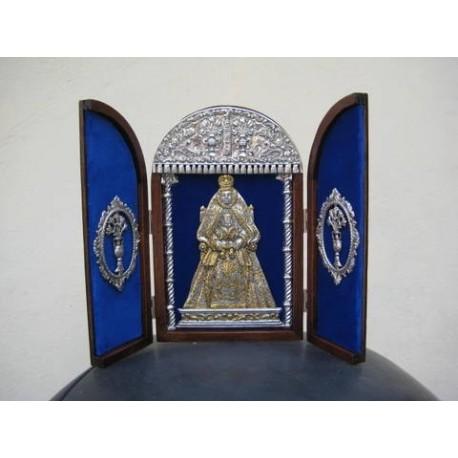 Tríptico Virgen de los Reyes