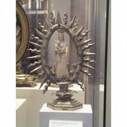 Virgen del Rosario S XVII